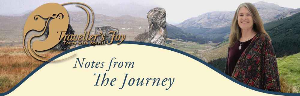 Traveller's Joy - The Journey